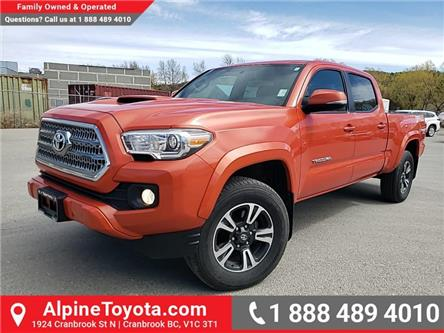 2016 Toyota Tacoma  (Stk: X612433N) in Cranbrook - Image 1 of 26