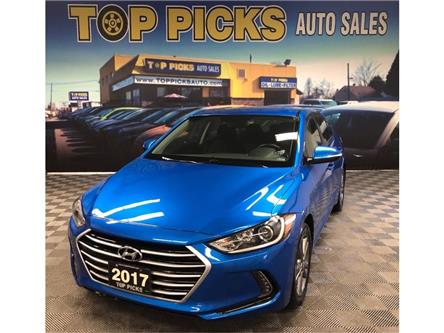 2017 Hyundai Elantra GL (Stk: 190093) in NORTH BAY - Image 1 of 25