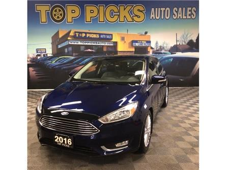 2016 Ford Focus Titanium (Stk: 349475) in NORTH BAY - Image 1 of 28