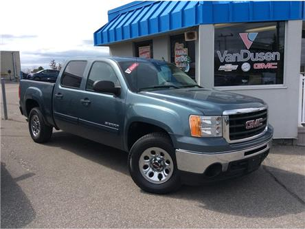 2010 GMC Sierra 1500 4WD Crew Cab 143.5  SL Nevada Edition (Stk: 195083A) in Ajax - Image 1 of 21