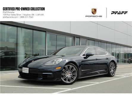 2018 Porsche Panamera 4S (Stk: U8591) in Vaughan - Image 1 of 17