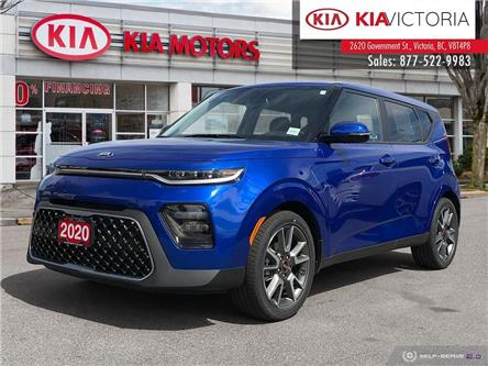 2020 Kia Soul EX Premium (Stk: SO20-080) in Victoria - Image 1 of 26
