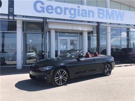 2020 BMW 440i xDrive (Stk: B20032) in Barrie - Image 1 of 12