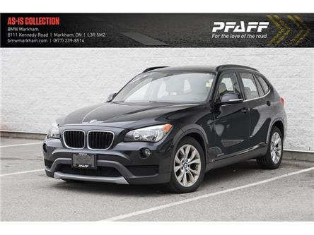2013 BMW X1 xDrive28i (Stk: D12909A) in Markham - Image 1 of 19
