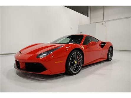 2018 Ferrari 488 GTB Base (Stk: UC1474) in Calgary - Image 1 of 20