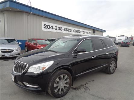 2017 Buick Enclave Leather (Stk: I8132) in Winnipeg - Image 1 of 28