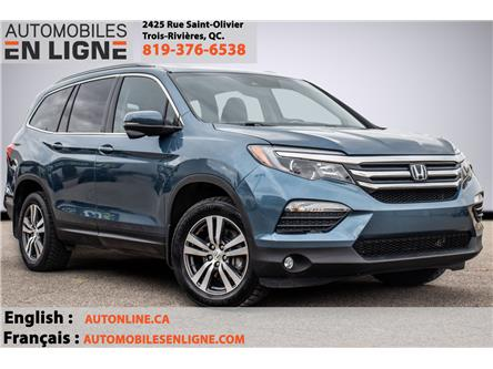 2016 Honda Pilot EX-L (Stk: 504003) in Trois Rivieres - Image 1 of 37