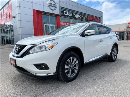 2016 Nissan Murano SV (Stk: GN101347) in Bowmanville - Image 1 of 34