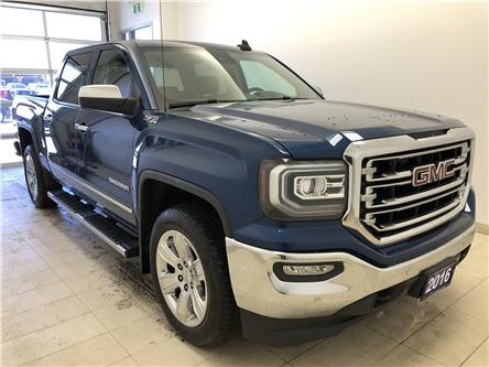 2016 GMC Sierra 1500 SLT (Stk: 0282A) in Sudbury - Image 1 of 12