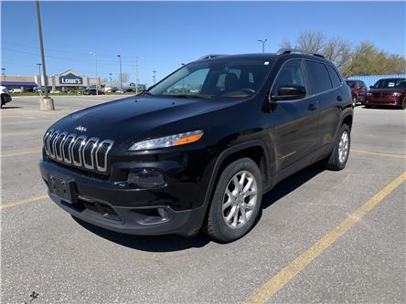 2015 Jeep Cherokee North (Stk: FW658447) in Sarnia - Image 1 of 4