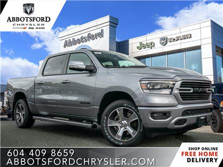 2020 RAM 1500 Rebel (Stk: L126509) in Abbotsford - Image 1 of 27