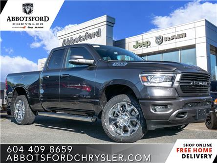 2020 RAM 1500 Big Horn (Stk: L171312) in Abbotsford - Image 1 of 26