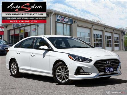 2019 Hyundai Sonata  (Stk: 1HT3W31) in Scarborough - Image 1 of 27
