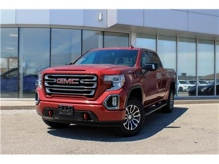 2020 GMC Sierra 1500 AT4 (Stk: 01457) in Sarnia - Image 1 of 22