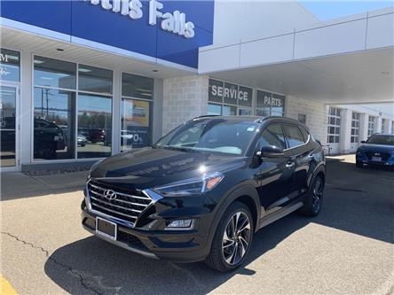 2020 Hyundai Tucson Ultimate (Stk: 10061) in Smiths Falls - Image 1 of 11