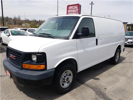 2016 GMC Savana 2500 1WT (Stk: 302730) in Cambridge - Image 1 of 17