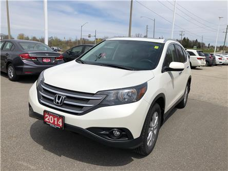 2014 Honda CR-V Touring (Stk: 20608B) in Cambridge - Image 1 of 11