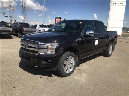 2020 Ford F-150 Platinum (Stk: LLT058) in Ft. Saskatchewan - Image 1 of 23
