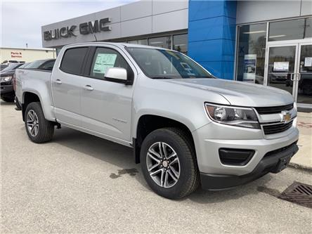 2020 Chevrolet Colorado WT (Stk: 20-707) in Listowel - Image 1 of 10