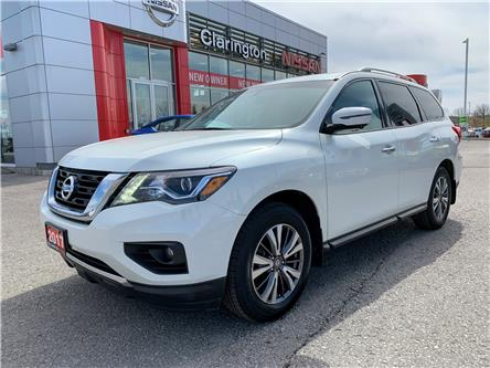 2017 Nissan Pathfinder SL (Stk: HC607300) in Bowmanville - Image 1 of 40