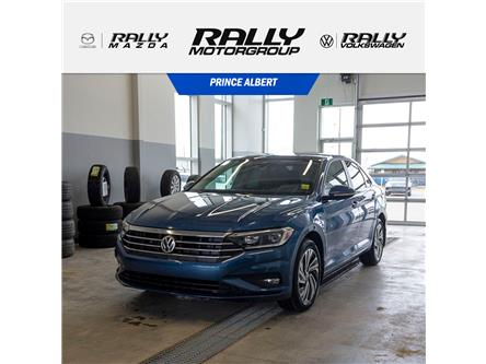 2019 Volkswagen Jetta 1.4 TSI Execline (Stk: 1944A) in Prince Albert - Image 1 of 16