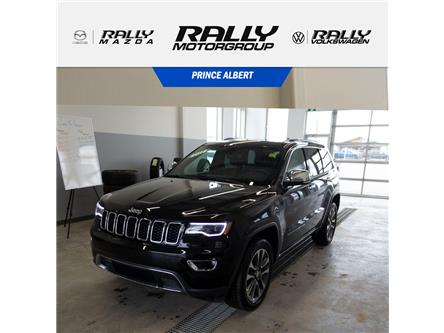 2018 Jeep Grand Cherokee Limited (Stk: V1144) in Prince Albert - Image 1 of 20