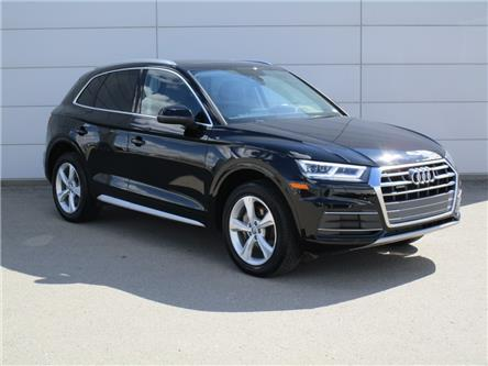2018 Audi Q5 2.0T Progressiv (Stk: 2001341) in Regina - Image 1 of 35