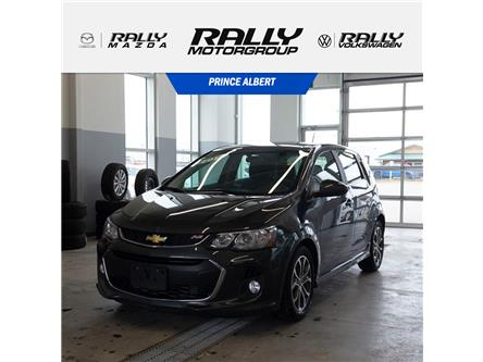 2017 Chevrolet Sonic LT Auto (Stk: V1164) in Prince Albert - Image 1 of 16