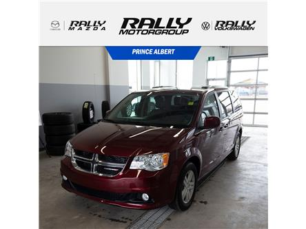 2019 Dodge Grand Caravan Crew (Stk: V1169) in Prince Albert - Image 1 of 20
