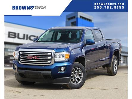 2019 GMC Canyon SLE (Stk: T19-1207A) in Dawson Creek - Image 1 of 15