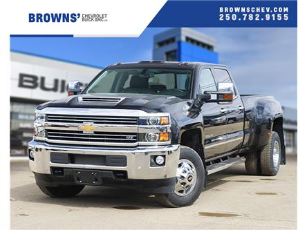 2019 Chevrolet Silverado 3500HD LTZ (Stk: T20-1000A) in Dawson Creek - Image 1 of 16