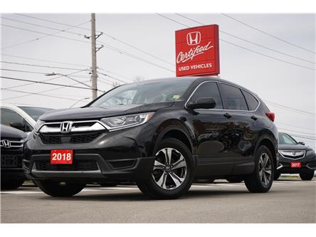 2018 Honda CR-V LX (Stk: P7697) in London - Image 1 of 28