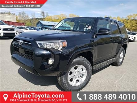 2020 Toyota 4Runner Base (Stk: 5809443) in Cranbrook - Image 1 of 25