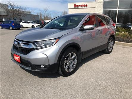 2017 Honda CR-V EX (Stk: G1873) in Cobourg - Image 1 of 21