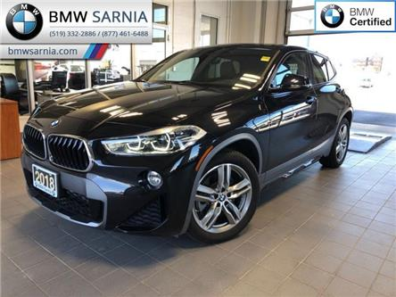 2018 BMW X2 xDrive 28i (Stk: XU279) in Sarnia - Image 1 of 20