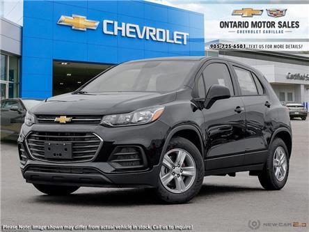 2020 Chevrolet Trax LS (Stk: 0318310) in Oshawa - Image 1 of 27