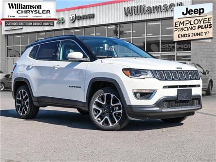 2020 Jeep Compass Limited (Stk: 3123) in Uxbridge - Image 1 of 21