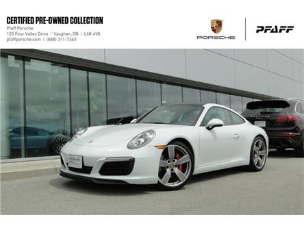 2019 Porsche 911 Carrera S Coupe (991) w/ PDK (Stk: U8494) in Vaughan - Image 1 of 20