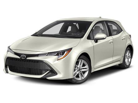 2020 Toyota Corolla Hatchback Base (Stk: CO4077) in Niagara Falls - Image 1 of 9