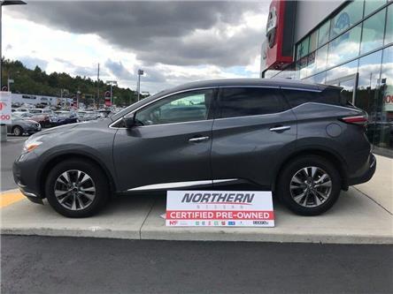 2017 Nissan Murano SL (Stk: 10467A) in Sudbury - Image 1 of 14