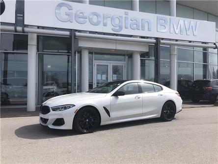 2020 BMW M850 Gran Coupe i xDrive (Stk: B20061) in Barrie - Image 1 of 16