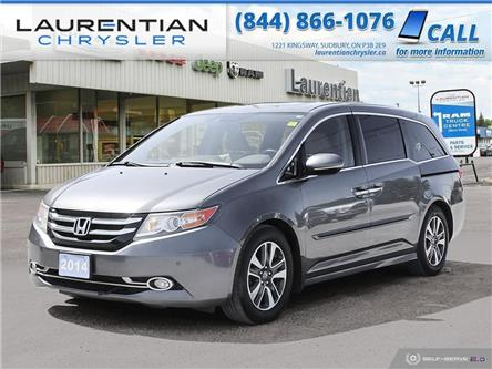 2014 Honda Odyssey Touring (Stk: 20316A) in Sudbury - Image 1 of 32
