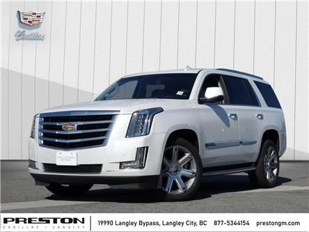 2016 Cadillac Escalade Luxury Collection (Stk: X29381) in Langley City - Image 1 of 28