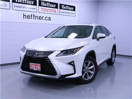 2018 Lexus RX 350 Base (Stk: 207041) in Kitchener - Image 1 of 24