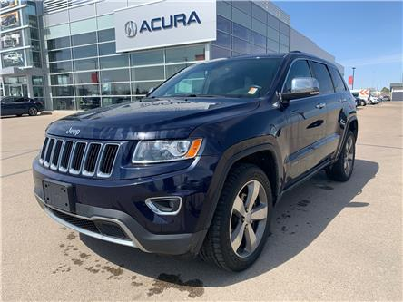 2015 Jeep Grand Cherokee Limited (Stk: 50038B) in Saskatoon - Image 1 of 20