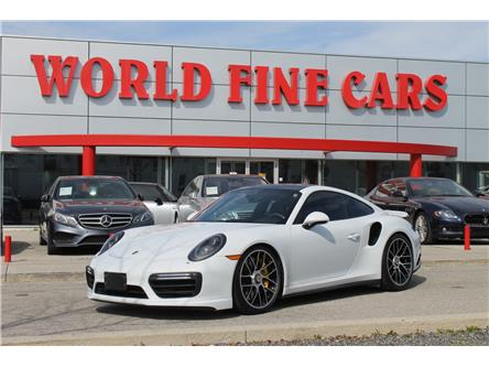 2017 Porsche 911 Turbo S (Stk: 17237) in Toronto - Image 1 of 24