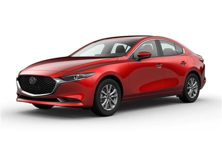 2020 Mazda Mazda3 GS (Stk: N5708) in Calgary - Image 1 of 7