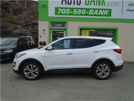2013 Hyundai Santa Fe Sport 2.0T Limited (Stk: ) in Sudbury - Image 1 of 6