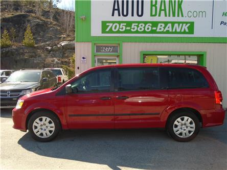 2014 Dodge Grand Caravan SE/SXT (Stk: ) in Sudbury - Image 1 of 6