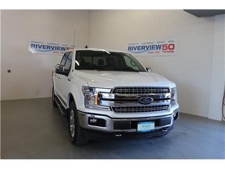 2019 Ford F-150 Lariat (Stk: 20107A) in WALLACEBURG - Image 1 of 16